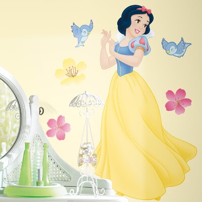 Room Mates Licensed Designs Snow White Giant Wall Decal