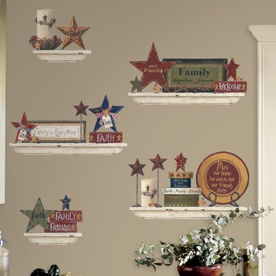 Room Mates Family and Friends Wall Decal