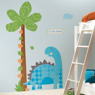 Room Mates Babysaurus Growth Chart Growth Chart Wall Decal
