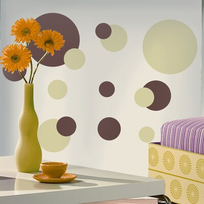 Room Mates Studio Designs Just Dots Wall Decal