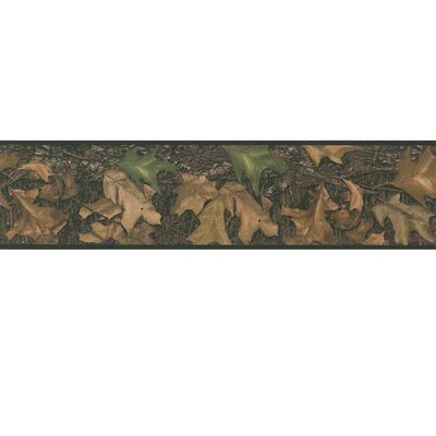Room Mates Studio Designs Mossy Oak Camo Peel and Stick Wallpaper Border
