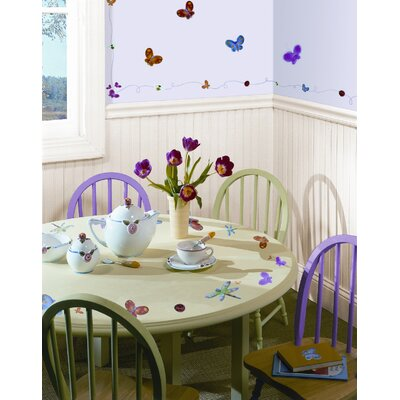 Room Mates Jelly Bugs Peel and Stick Wall Sticker