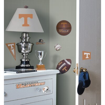 Room Mates Tennessee Volunteers Peel and Stick Wall Decal
