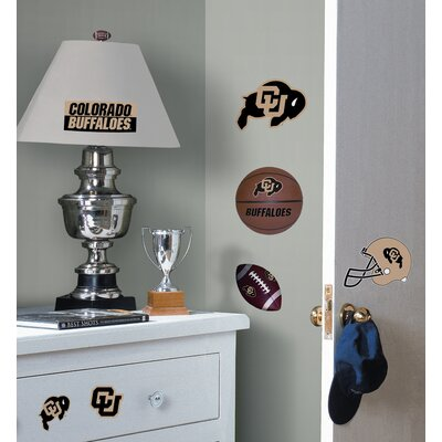 Room Mates University of Colorado Peel and Stick Wall Decal