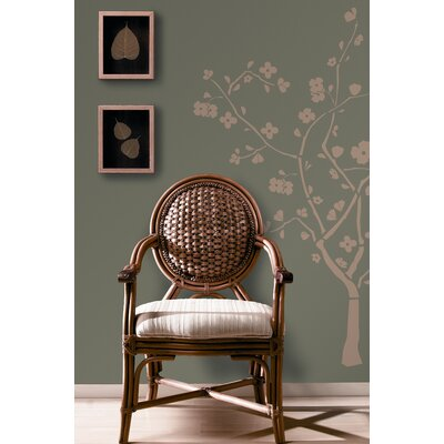 Room Mates Room Mates 102 Piece Deco Cherry Blossom Wall Decal Set