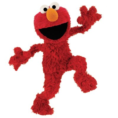 Licensed Designs Sesame Street Elmo Giant Wall Decal