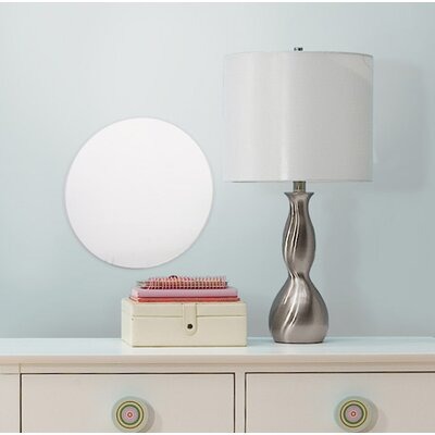 Room Mates Wall Mirrors Dot/Circle Peel and Stick Large Decal