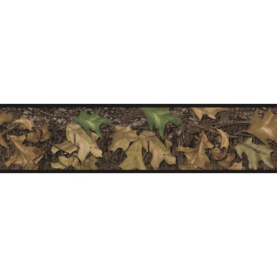 Room Mates Studio Designs Mossy Oak Wall Border