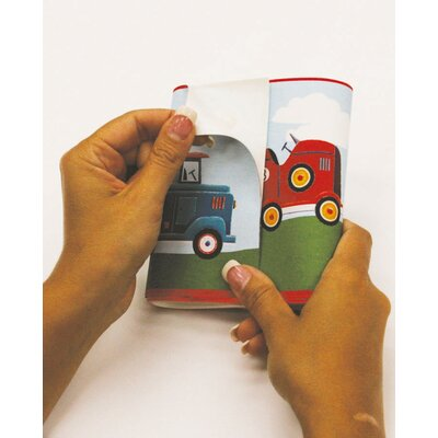 Room Mates Studio Designs Transportation Wall Border