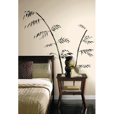 Room Mates Painted Bamboo Giant Wall Decal
