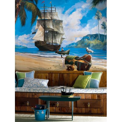 Room Mates Shinver Me Timbers Wall Charm