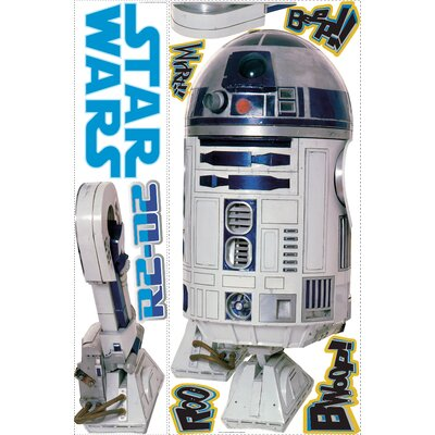 Room Mates Star Wars Classic R2D2 Wall Decal