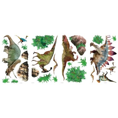 Room Mates Dinosaur Wall Decal