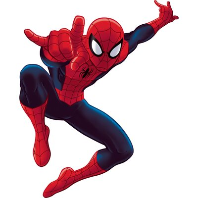 Room Mates Spiderman Ultimate Giant Wall Decal