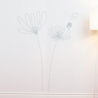 Room Mates 2-Piece Mia & Co Shawinigan Wall Decal