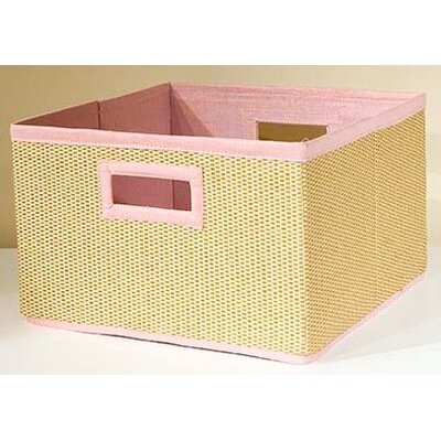 Alaterre Links Storage Baskets in Pink (Set of 3)