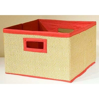 Alaterre Links Storage Baskets in Red
