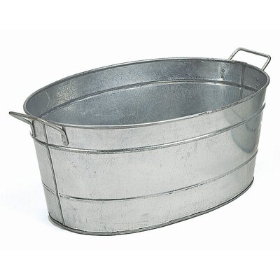 Minuteman International Galvanized Steel Tub