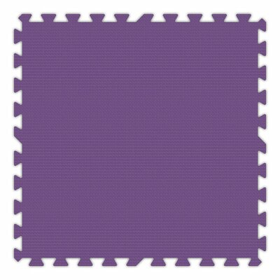 Alessco Inc. Premium SoftFloors Set in Purple