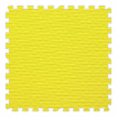 Alessco Inc. Premium SoftFloors Set in Yellow