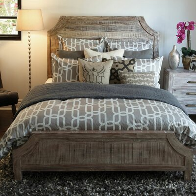 Classic Home Amelie Panel Bed