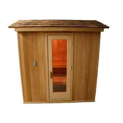 Baltic Leisure 3-4 Person Prebuilt Sauna