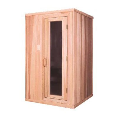 Baltic Leisure 1-2 Person Prebuilt Sauna