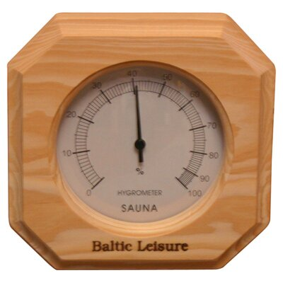 Baltic Leisure Deluxe Hygrometer