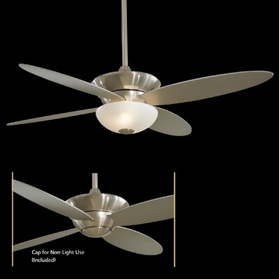 "Minka Aire 52"" Zen 4 Blade Ceiling Fan with Remote"