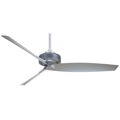 "Minka Aire 62"" Gilera 3 Blade Ceiling Fan with Wall Remote"