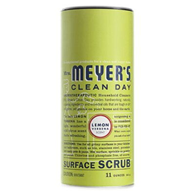 <strong>Mrs. Meyers</strong> Surface Scrub in Lemon Verbena