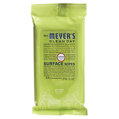 Lemon Verbena Surface Wipes