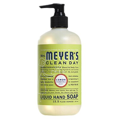 <strong>Mrs. Meyers</strong> Lemon Verbena Liquid Hand Soap