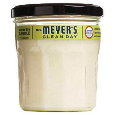 Mrs. Meyers Lemon Verbena Soy Candle