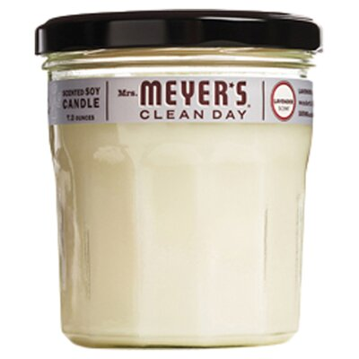<strong>Mrs. Meyers</strong> Lavender Soy Candle