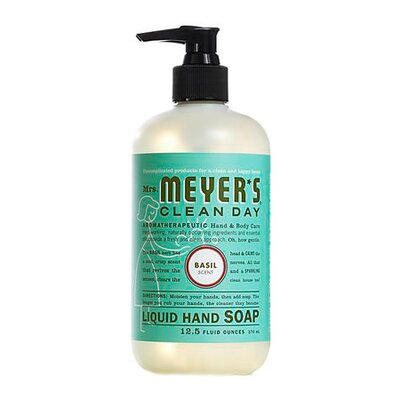 Basil Liquid Hand Soap