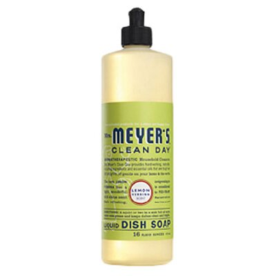 <strong>Mrs. Meyers</strong> Liquid Dish Soap in Lemon Verbena