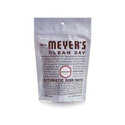 Mrs. Meyers Auto Dishwash Packs in Lavender (20 Pack)