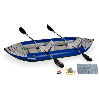 Sea Eagle Boats INC Deluxe Explorer Kayak