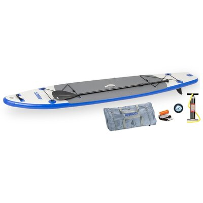 Sea Eagle Boats INC Long Board SUP Package