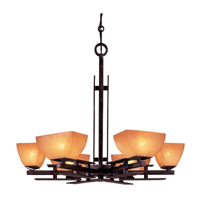 Lineage 6 Light Chandelier