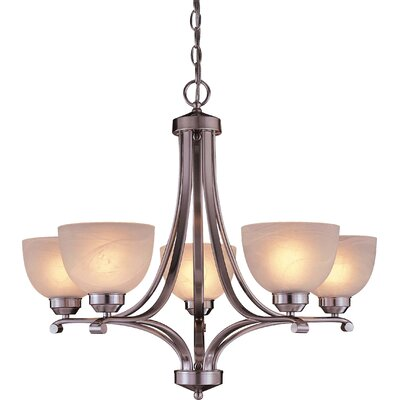Minka Lavery Paradox 5 Light Chandelier