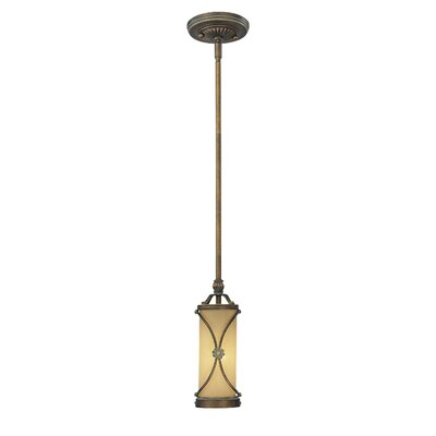 Atterbury 1 Light Mini Pendant