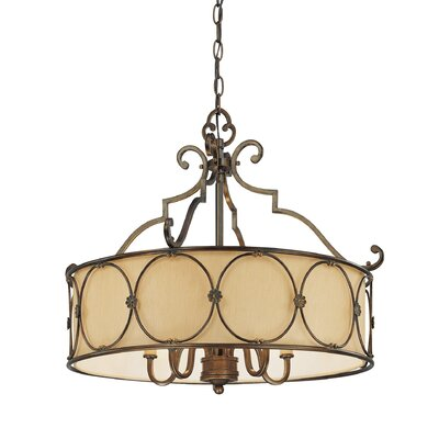 Minka Lavery Atterbury 5 Light Chandelier