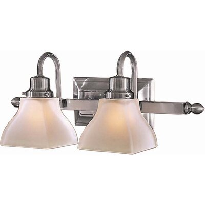 Minka Lavery Mission Ridge 2 Light Vanity Light