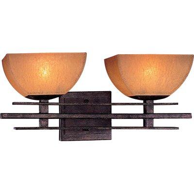 Minka Lavery Lineage 2 Light Bath Vanity Light