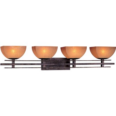 Minka Lavery Lineage 4 Light Bath Vanity Light