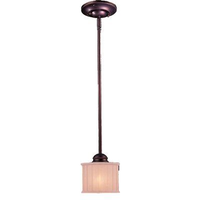 Minka Lavery 1730 Series 1 Light Mini Pendant