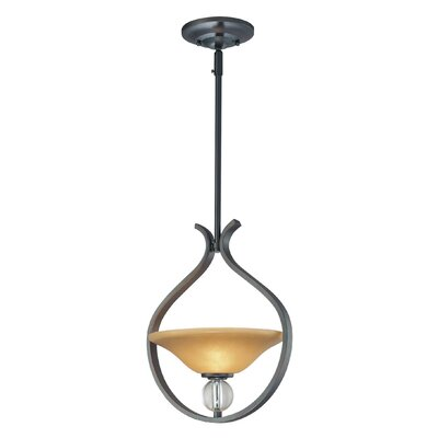 Minka Lavery Grahmton 1 Light Mini Pendant