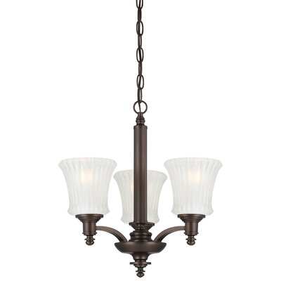 Minka Lavery Hayvenhurst 3 Light Mini Chandelier
